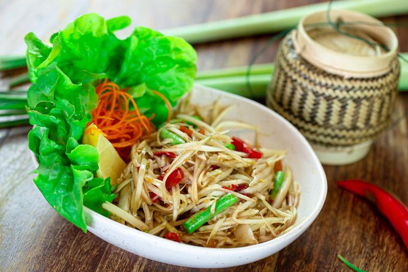 Golden Rice Thai & Laos Cuisine